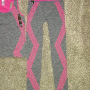 New Mix Other - BRAND NEW w/ tags new mix leggings w/matching top
